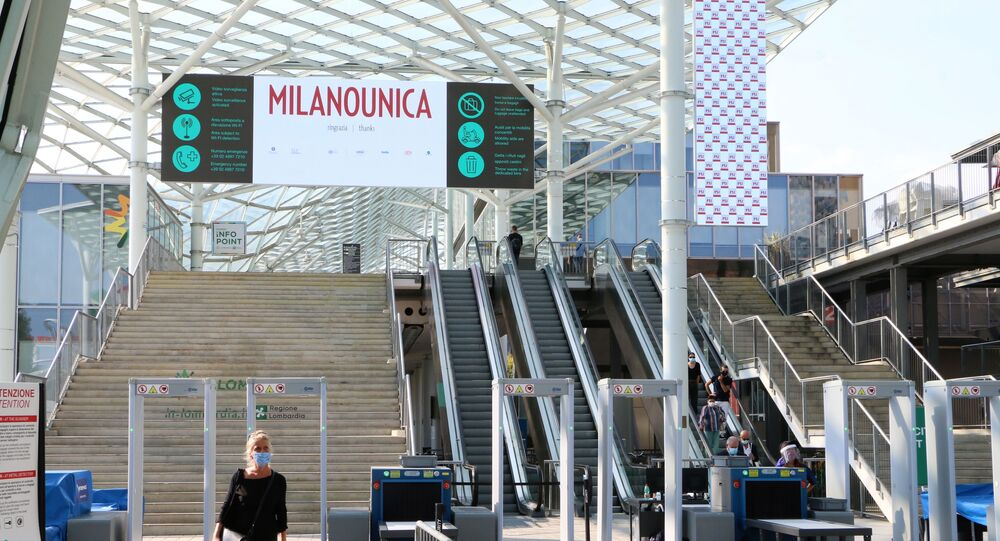 Cerimonia inaugurale della 31ª edizione di Milano Unica