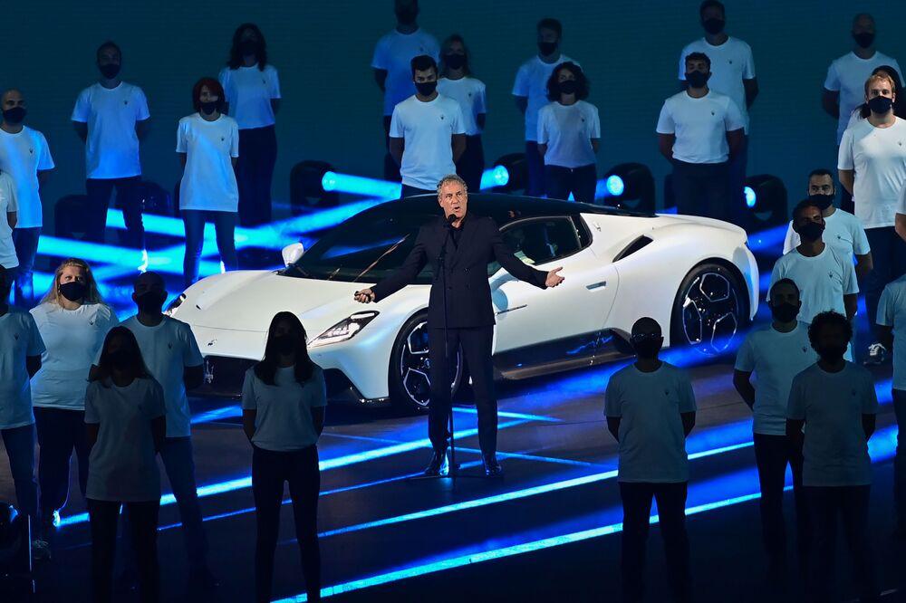 La Maserati Mc20 sarà una vettura di ispirazione totalmente nuova, che adotterà un telaio in fibra di carbonio di origine Dallara.