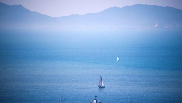 Il porto di Cagliari - Sputnik Italia