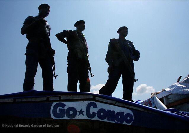 Polizia della Repubblica Democratica del Congo