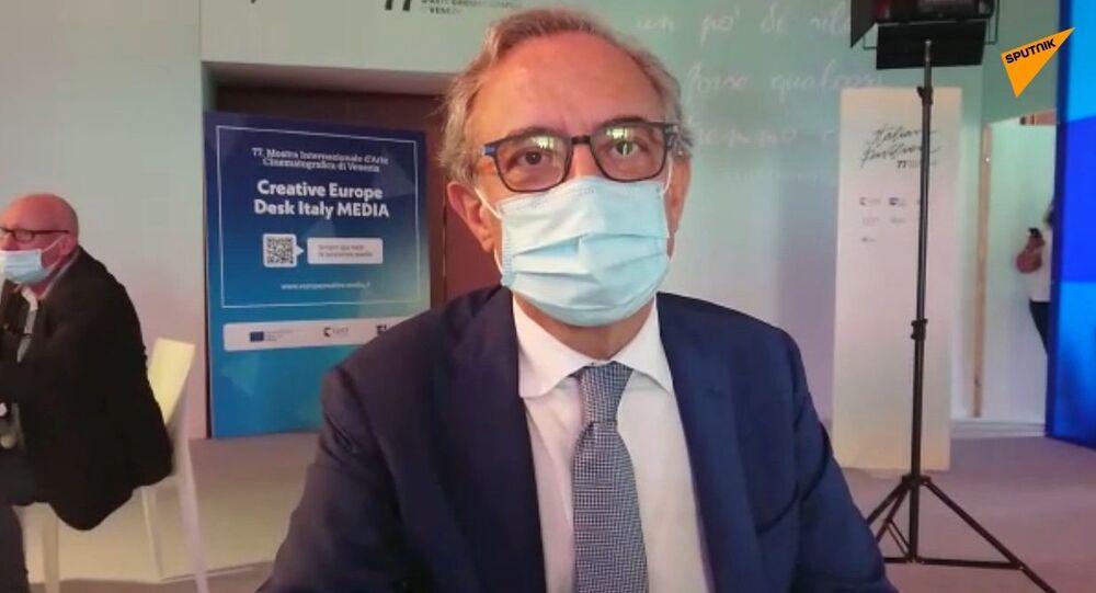 Pasquale Terracciano, Ambasciatore d'Italia a Mosca