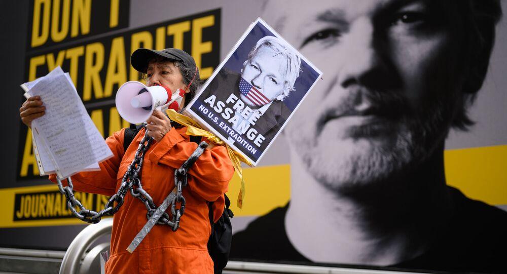 Sostenitori di Assange
