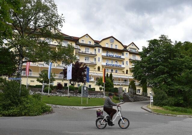 Garmisch-Partenkirchen, Baviera