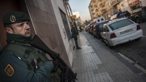 La Guardia Civil de España (archivo) - Sputnik Italia