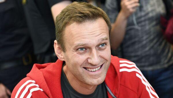 Aleksey Navalny - Sputnik Italia