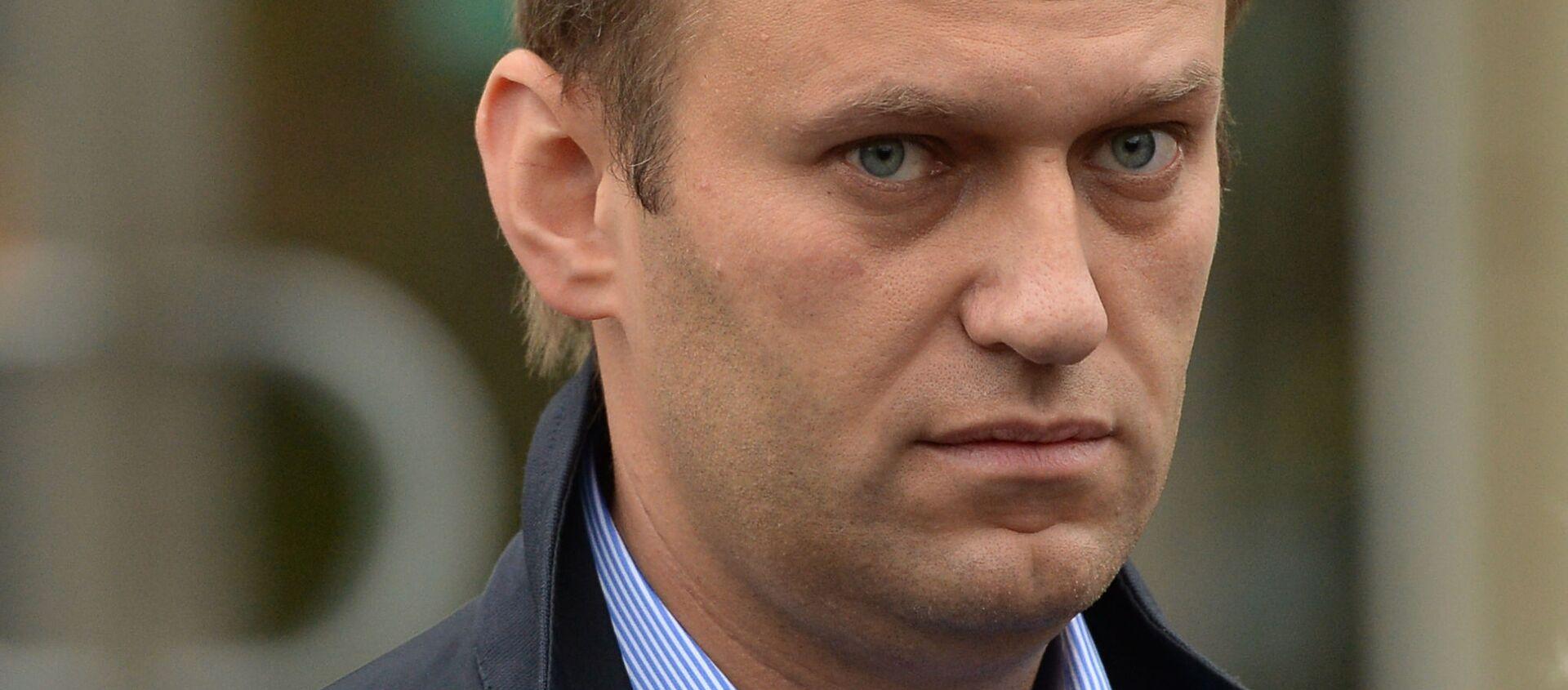Aleksey Navalny  - Sputnik Italia, 1920, 18.01.2021