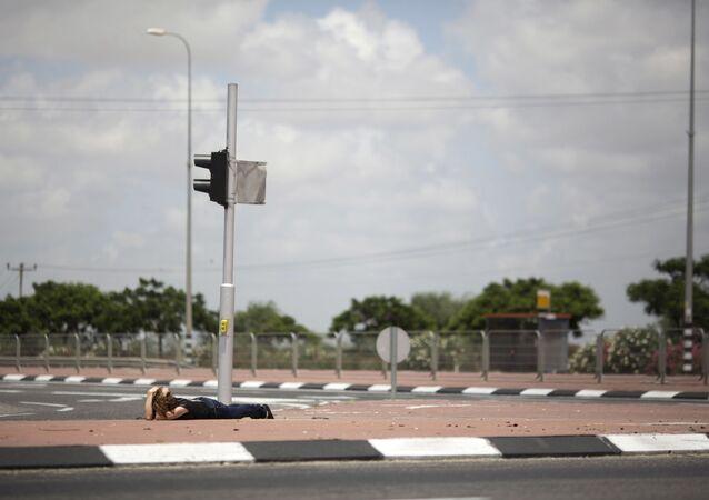 Suonano sirene d'allarme in Israele (foto d'archivio)