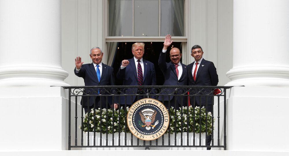 Alla Casa Bianca la firma dello storico accordo di pace tra Israele, Emirati Arabi e Bahrein