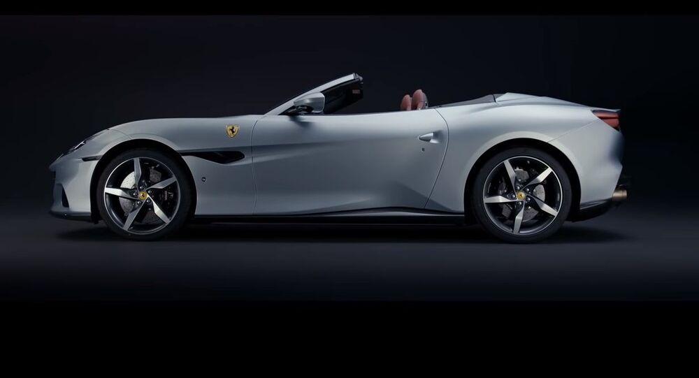 La Ferrari Portofino M.
