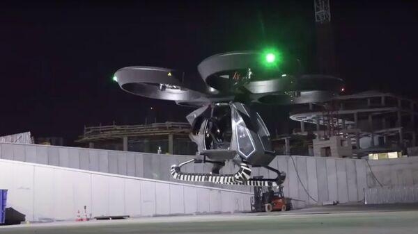 L'auto volante turca CEZERİ completa il primo volo - Sputnik Italia