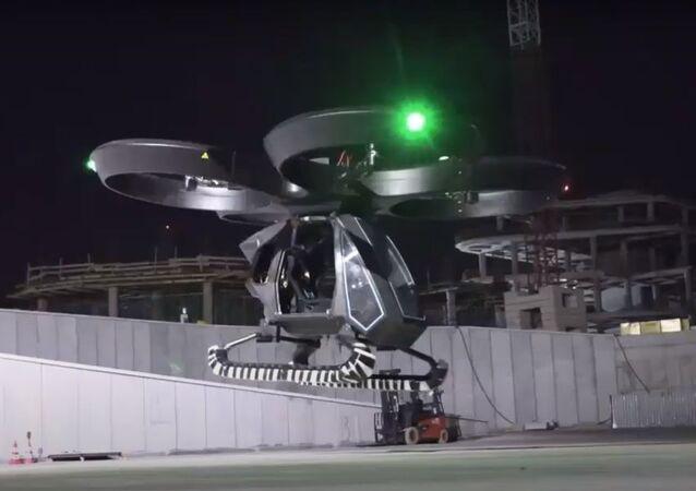 Turkish CEZERİ Flying Car Completes First Flight