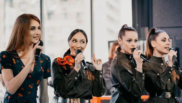 Il gruppo artistico SOPRANO  - Sputnik Italia
