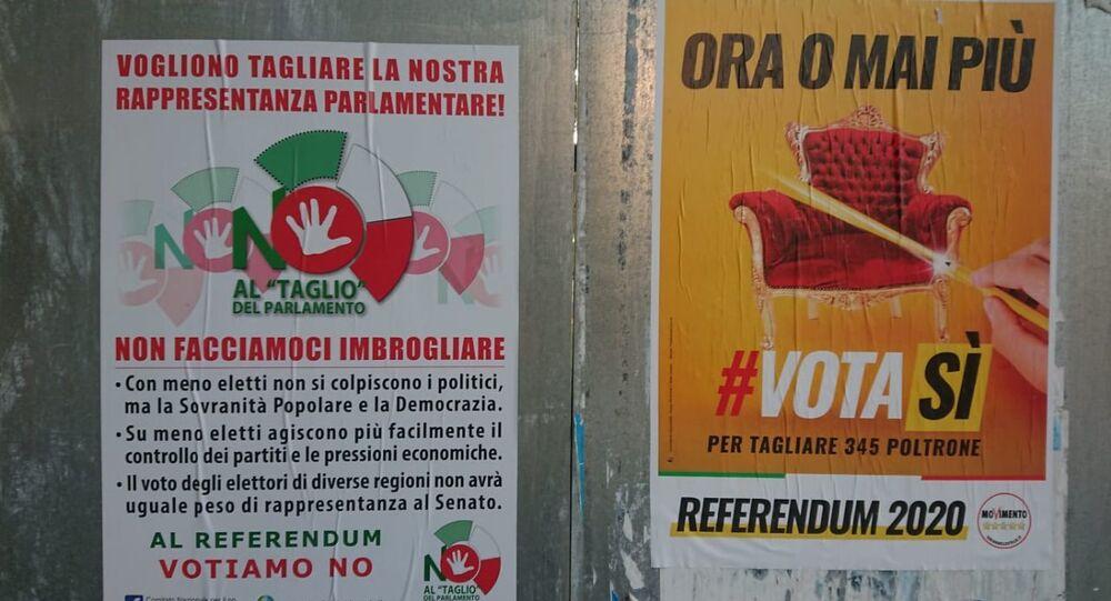 Un manifesto elettorale