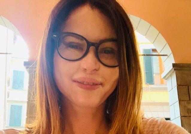 Lucia Annibali deputata Italia Viva