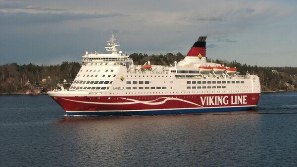 Traghetto Amorella della Viking Line - Sputnik Italia
