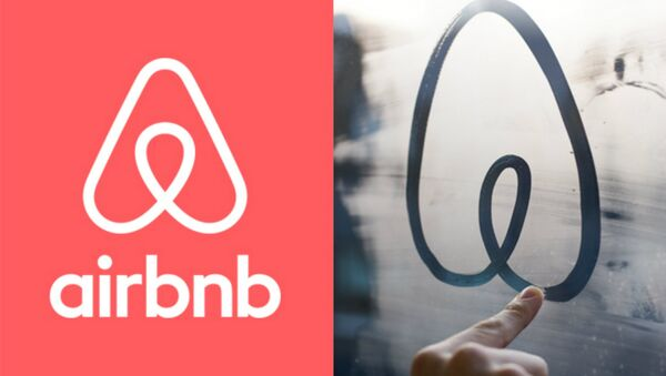 Logo Airbnb - Sputnik Italia