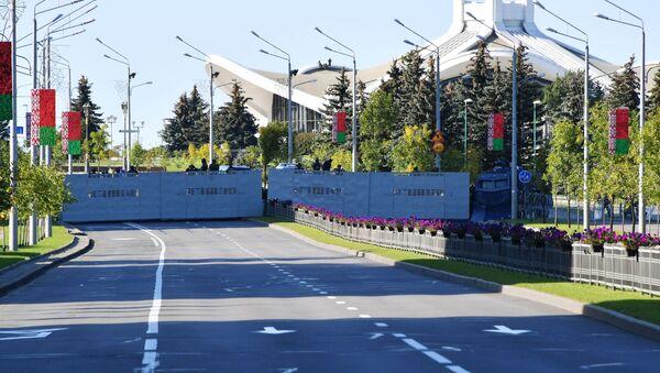 Situazione a Minsk - Sputnik Italia