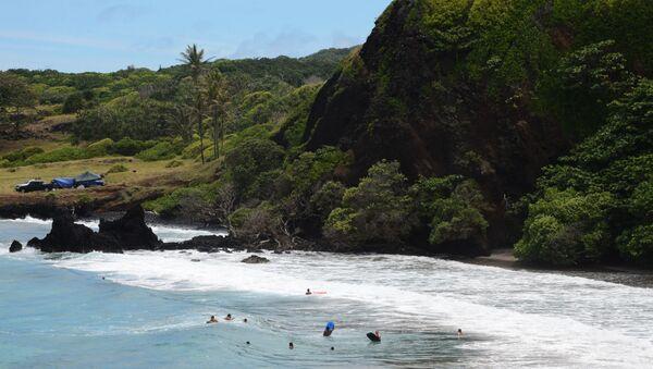 L'isola di Maui alle Hawaii - Sputnik Italia