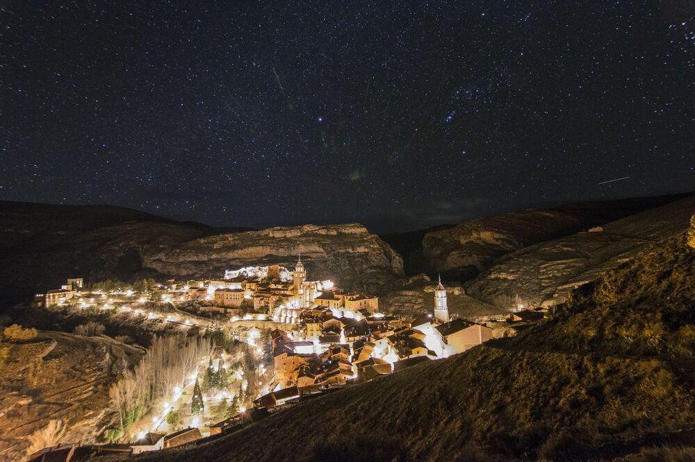 Albarracín, comune spagnolo di 1.097 abitanti situato nella comunità autonoma dell'Aragona