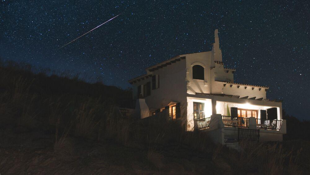 Platjes de Fornells, Menorca, una delle Isole Baleari spagnole del Mar Mediterraneo