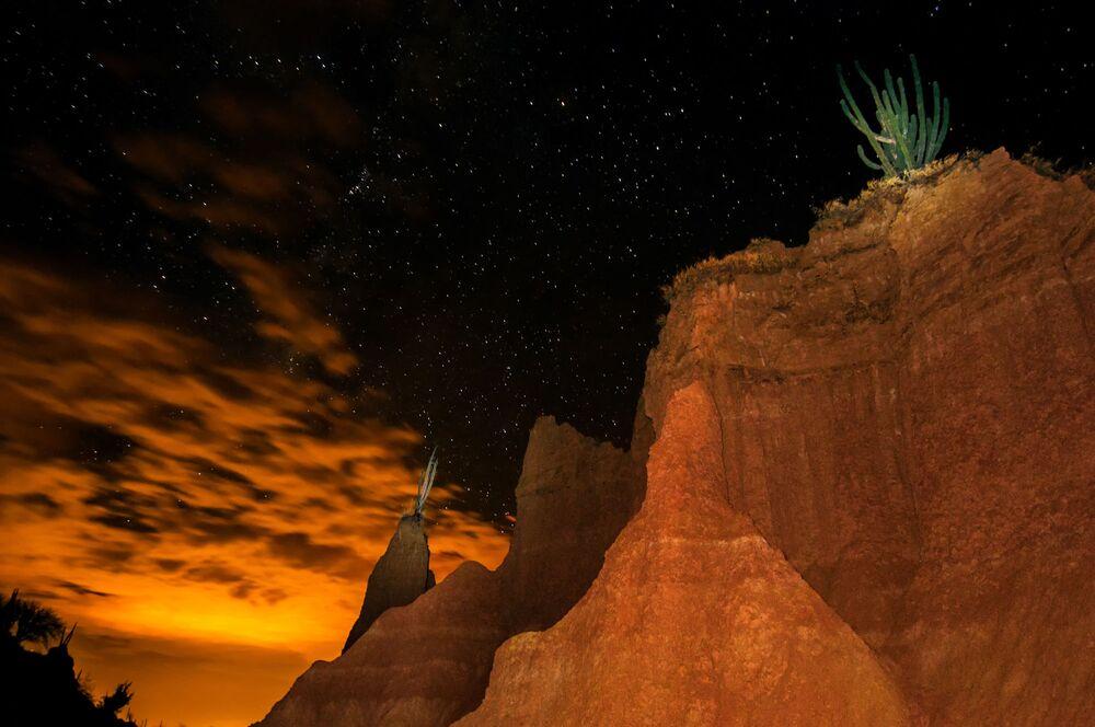 Il deserto del Tatacoa è collocato nel dipartimento colombiano di Huila, circa 38 km dalla città di Neiva, in Colombia