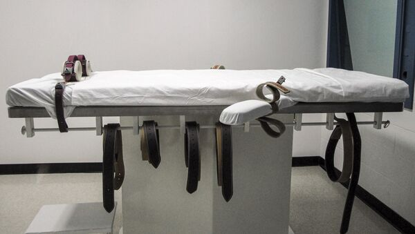 Комната для смертельной инъекции в США - Sputnik Italia