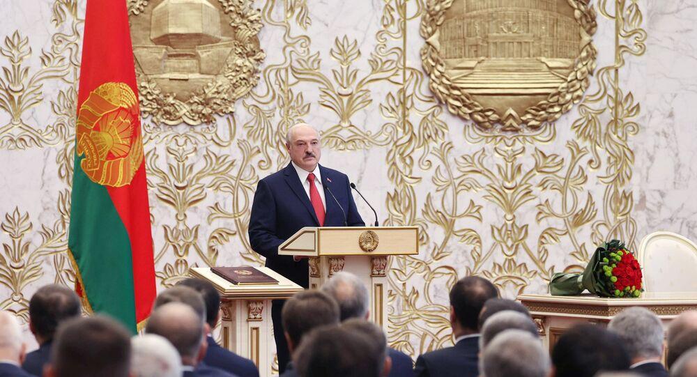 Lukashenko ha prestato giuramento come presidente bielorusso