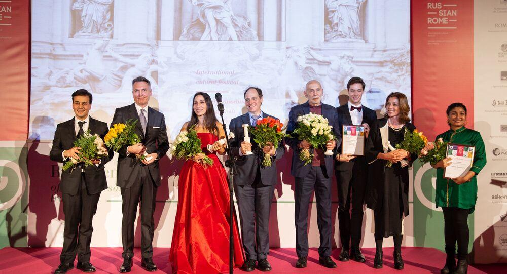 Il FESTIVAL INTERNAZIONALE DI CULTURA «LA ROMA RUSSA»