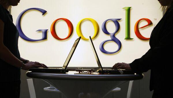 Логотип компании Google - Sputnik Italia