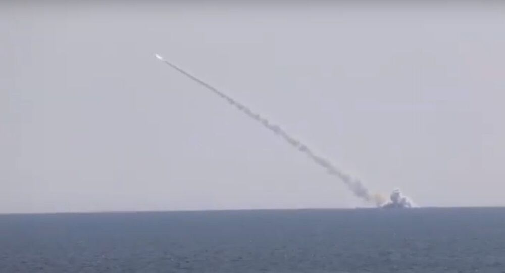"Caucaso-2020: sottomarino Kolpino lancia missili ""Kalibr"