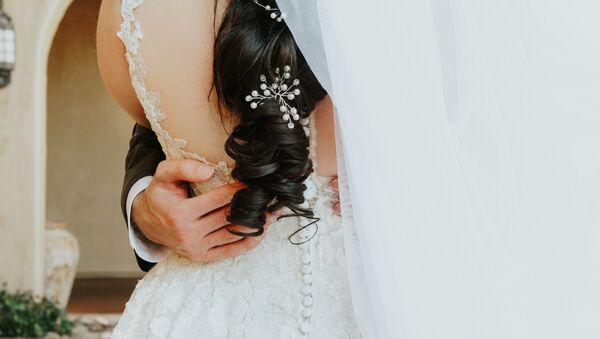 Una boda (imagen referencial) - Sputnik Italia