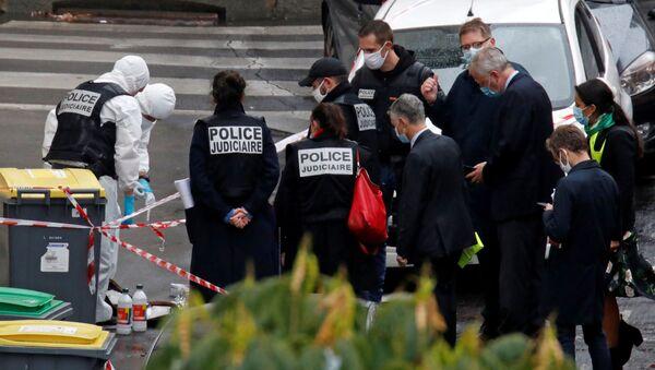 attacco a Parigi - Sputnik Italia