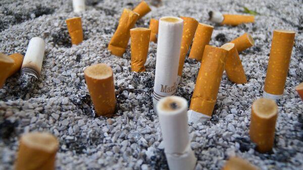 sigarette - Sputnik Italia