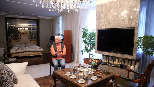 Un televisore domestico - Sputnik Italia