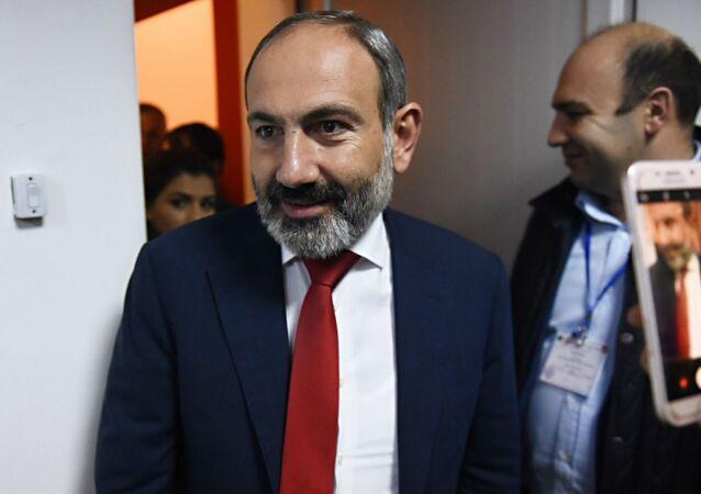 Premier dell'Armenia Nikol Pashinyan
