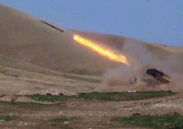 Il conflitto nel Nagorno-Karabakh