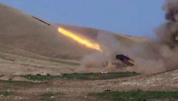 Il conflitto nel Nagorno-Karabakh - Sputnik Italia