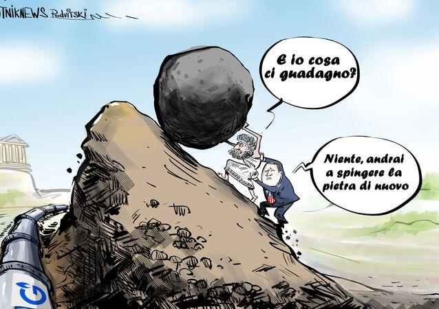 Il ruolo della Grecia nella politica statunitese