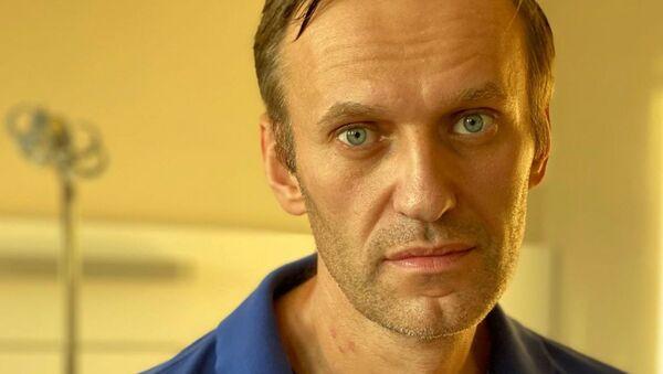 Alexey Navalny all'ospedale a Berlino - Sputnik Italia