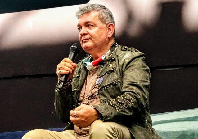 Il vicepresidente della Regione Calabria Nino Spirlì