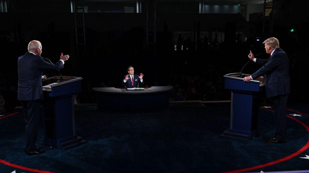 Il 29 settembre 2020 il presidente degli Stati Uniti Donald Trump e il candidato democratico Joe Biden hanno preso parte al primo dibattito TV