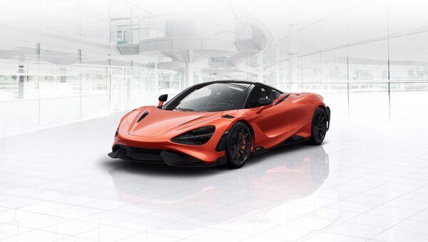 McLaren 765LT - Sputnik Italia