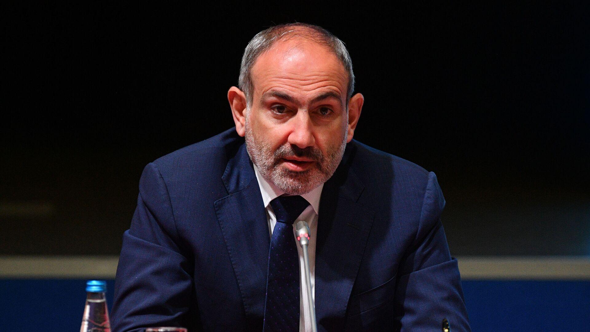 Armenian Prime Minister Nikol Pashinyan (File) - Sputnik Italia, 1920, 20.07.2021