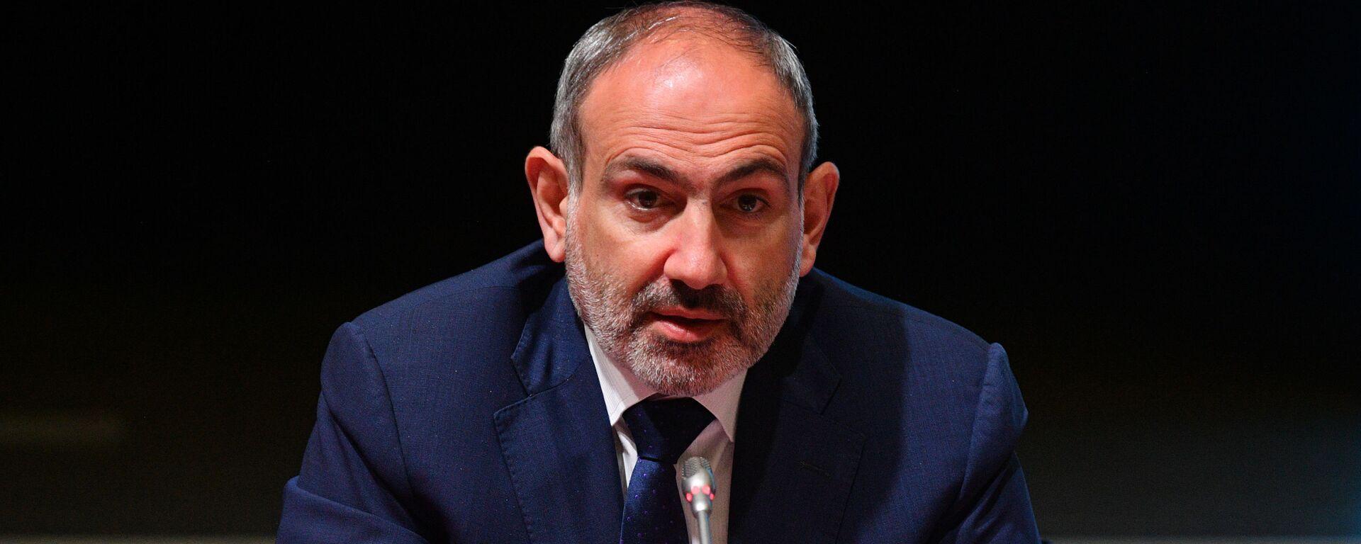 Armenian Prime Minister Nikol Pashinyan (File) - Sputnik Italia, 1920, 25.02.2021
