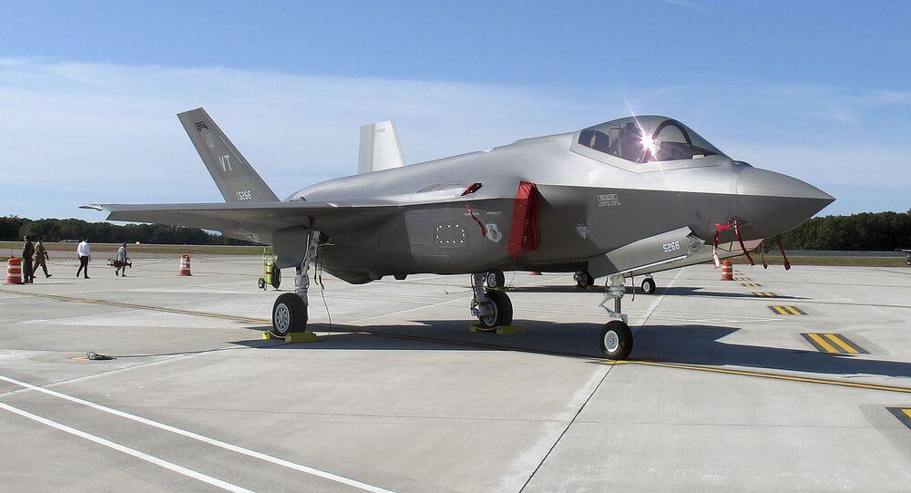 Caccia F-35