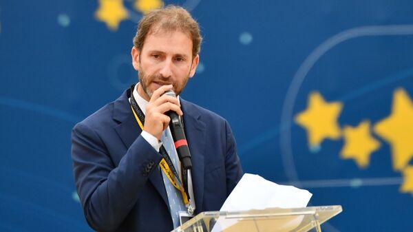Davide Casaleggio - Sputnik Italia
