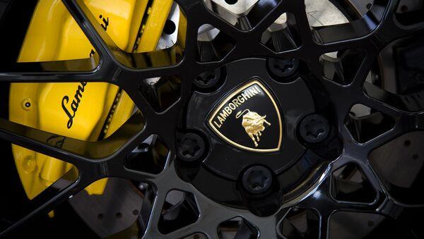 Logo de Lamborghini - Sputnik Italia