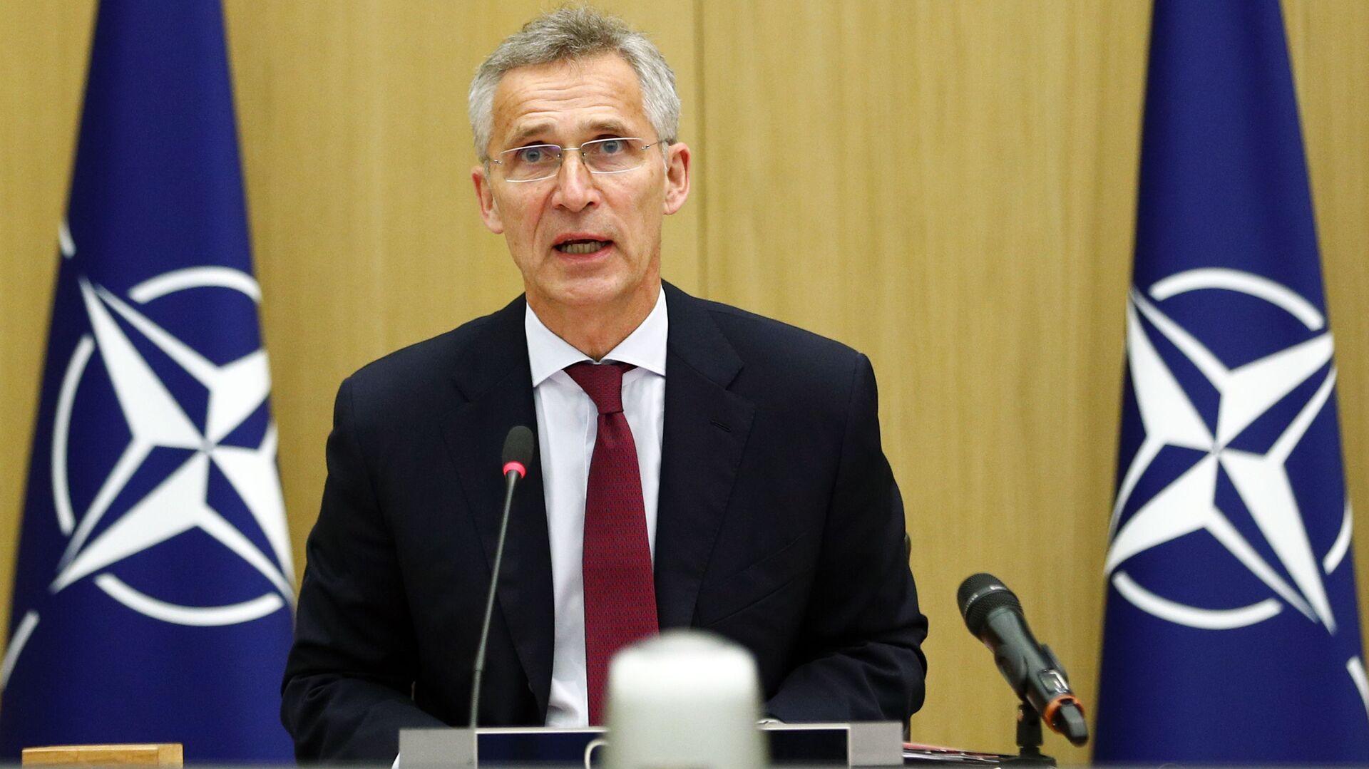 Il segretario generale della NATO Jens Stoltenberg - Sputnik Italia, 1920, 17.08.2021