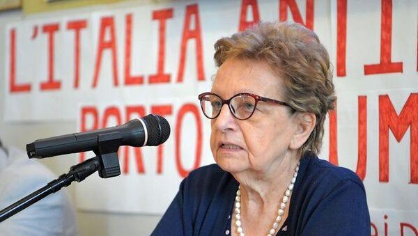 Carla Nespolo, presidente Anpi - Sputnik Italia