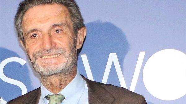 Presidente della Lombardia Attilio Fontana - Sputnik Italia